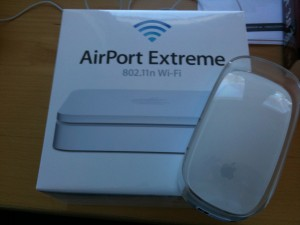 Magic Mouse & Airport Extreme
