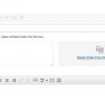 Nya UI för posttyper i WordPress