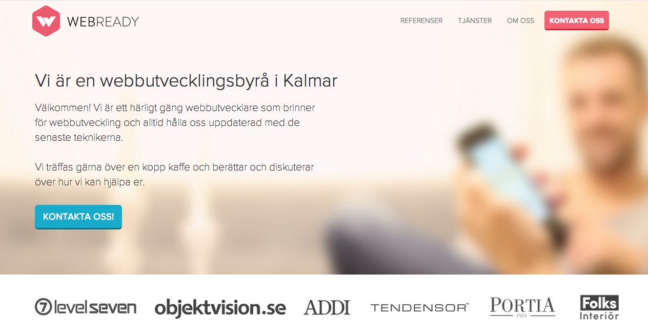 Webbyrå WebReady Sweden AB